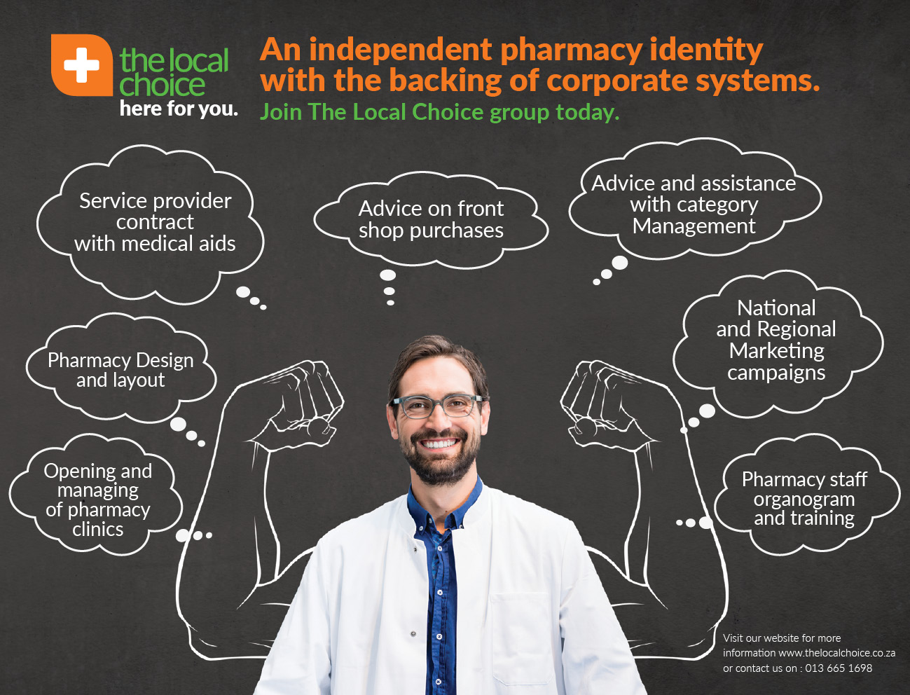 Franchise opportunity | The Local Choice Pharmacies